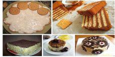 Торты из печенья — 5 лучших рецептов | NashaKuhnia.Ru