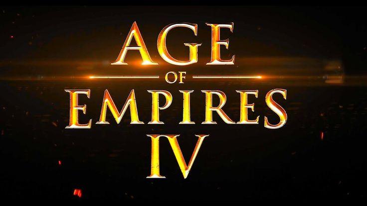 AGE OF EMPIRES 4 - Official Gamescom 2017 Trailer https://youtu.be/TkK9Ue6K1M0