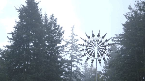 Artist Anthony Howe talks about his stunning wind-powered kinetic sculptures