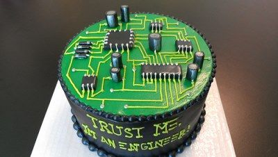 Cake Design For Engineer : software engineer birthday cake - Google Search Cake ...