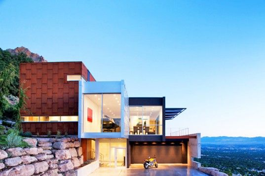 Sophisticated Passive H-House Keeps its Cool in Salt Lake City