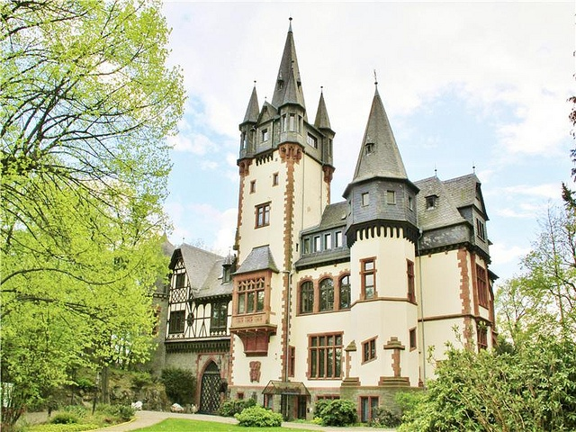 Other Hessen Germany mansion
