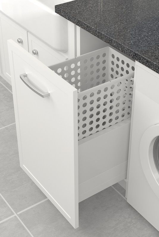 13 best Tanova Pull Out Laundry Basket Systems images on ...