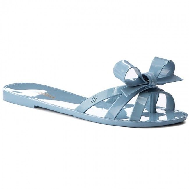 Japonki MELISSA - Fluffy Ad 31958 Light Blue 01307