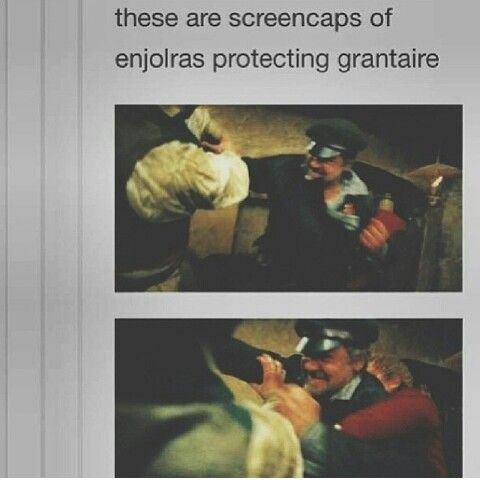...as Grantaire was trying to protect him. *sniff*