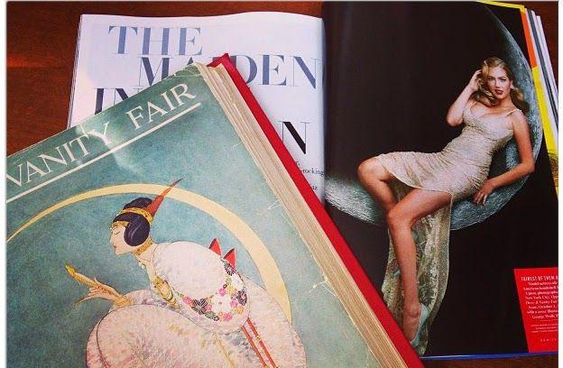 Rena's grafida: ΒΙΒΛΙΟ: « Vanity Fair 100 Years: From the Jazz Age...