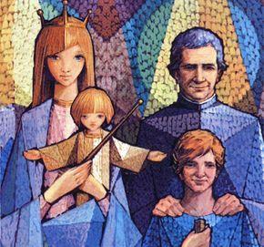 María Auxiliadora Paraguay: Don Bosco y María Auxiliadora