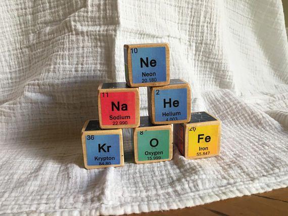6 Periodic Table/Science Blocks