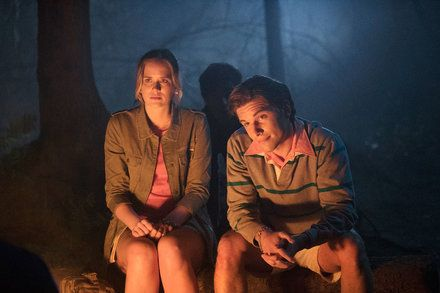 In Dead of Summer on Freeform Horrors Await Campers