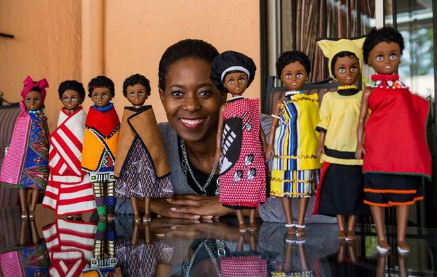 """""""Barbie"""" Under Serious Challenge From a Doll Most South African Kids Can Identify With"""