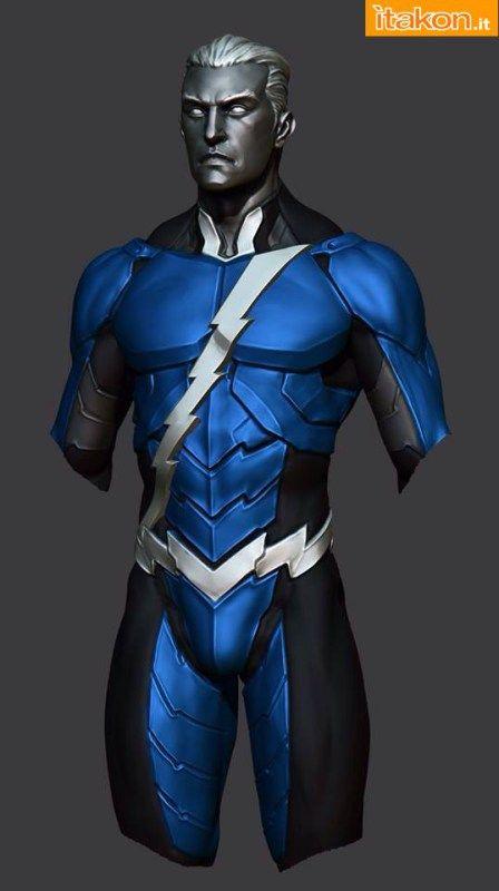 XM-Studios: Marvel Comics: Quicksilver 1/4