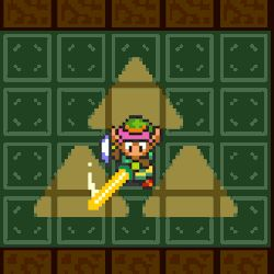 A Link to the Past gif!!!! OMG I love AttP!!!! (It was my first Zelda game and still my favorite)