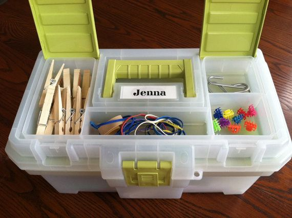 Homemade Tool Box Plans - WoodWorking Projects & Plans