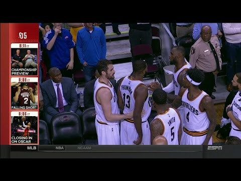 Ugly Screaming Match Between LeBron James & Tristan Thompson | April 3, 2017 - WATCH VIDEO HERE -> http://philippinesonline.info/trending-video/ugly-screaming-match-between-lebron-james-tristan-thompson-april-3-2017/   Video credit to the YouTube channel owner