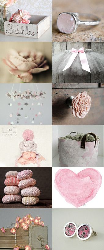 Dreams from pink  by Vicky on Etsy--Pinned with TreasuryPin.com