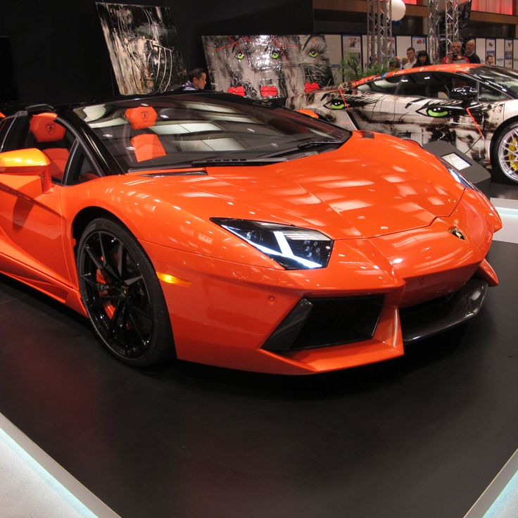 Here is the #Lamborghini Aventador!