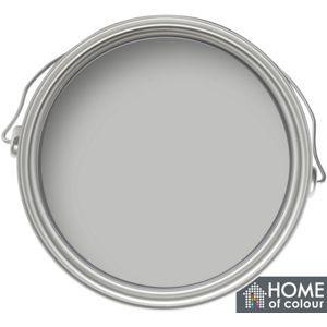 Home of Colour Grey Reflection - Matt Emulsion Paint - 2.5L