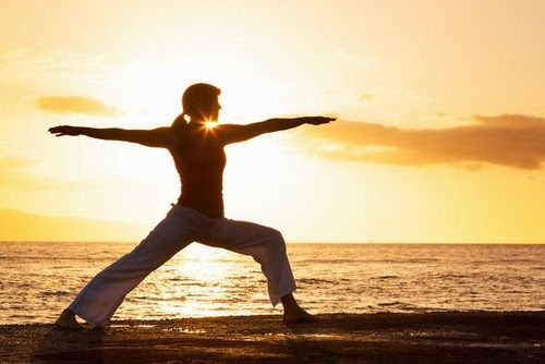 """Aside from yoga, a workout I love for enhancing flexibility is the Five Tibetan Rites, also known as the """"Fountain of Youth"""""""