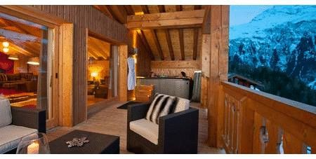 The Peak - Sainte Foy - Sleeps 16 Our flagship boutique Catered chalet in Ste Foy, combining ski in/out convenience with the highest possible levels of service.