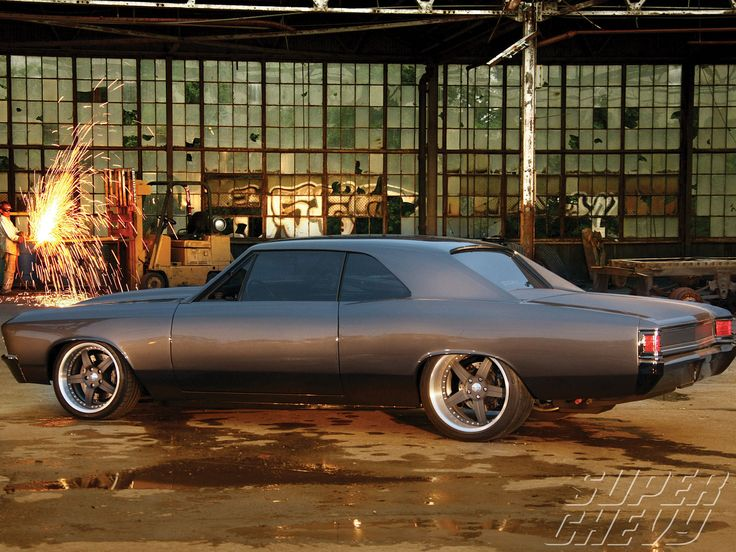 1967 Chevy Chevelle