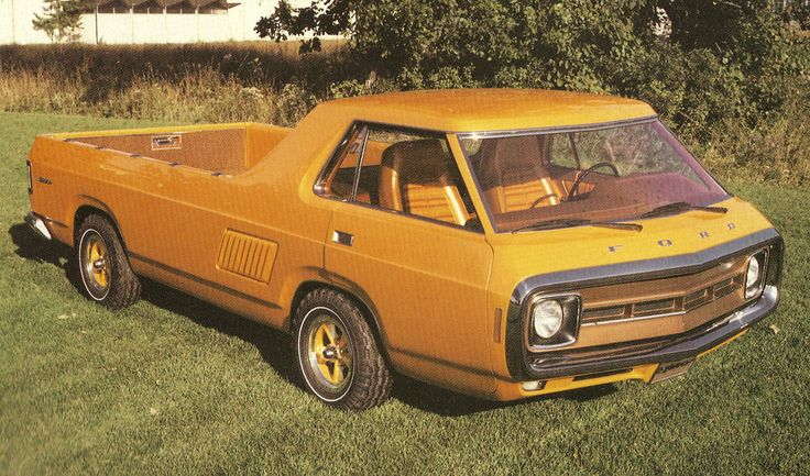 All sizes | 1972 Ford Explorer Cab-Forward (Concept Truck) | Flickr - Photo Sharing!