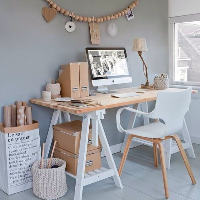 natural workspace