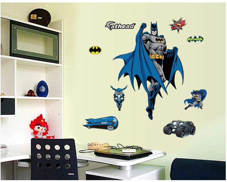 25+ Best Ideas About Batman Room Decor On Pinterest
