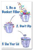 Bucketfilling Steps Poster 4 #bucketfilling