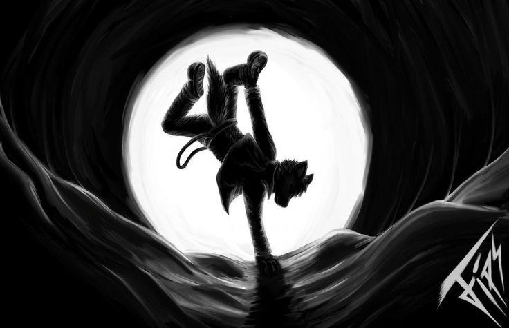 Break Dance In The Moonlight
