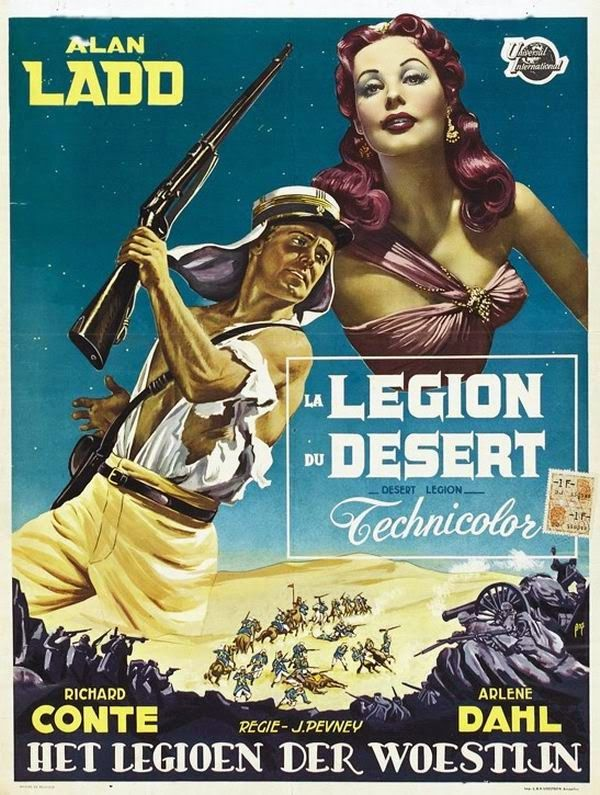 Another Alan Ladd I've not seen. Always wanted to. Any opinions on this?