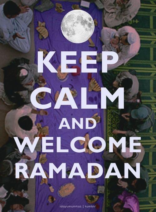 welcome ramadan - RAMADAN MUBARAK, world!
