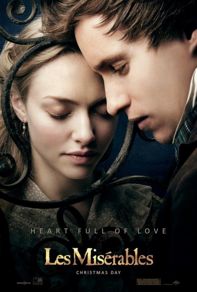 Heart Full of Love. Amanda Seyfried as Cosette and Eddie