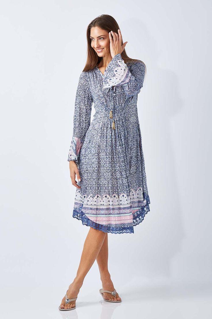 RUBY YAYA - Morocco Dress