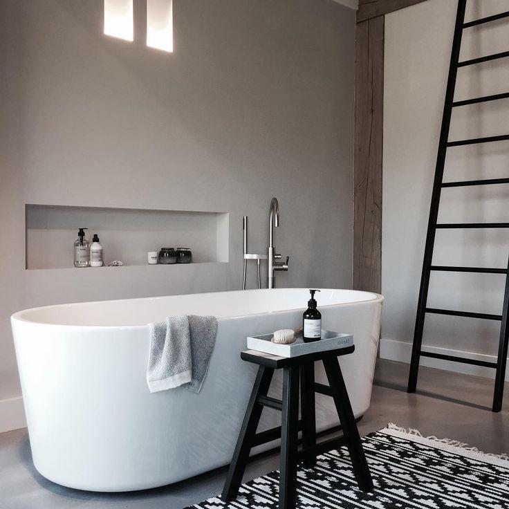 643 besten minibad bilder auf pinterest badezimmer for Badezimmer ideen instagram