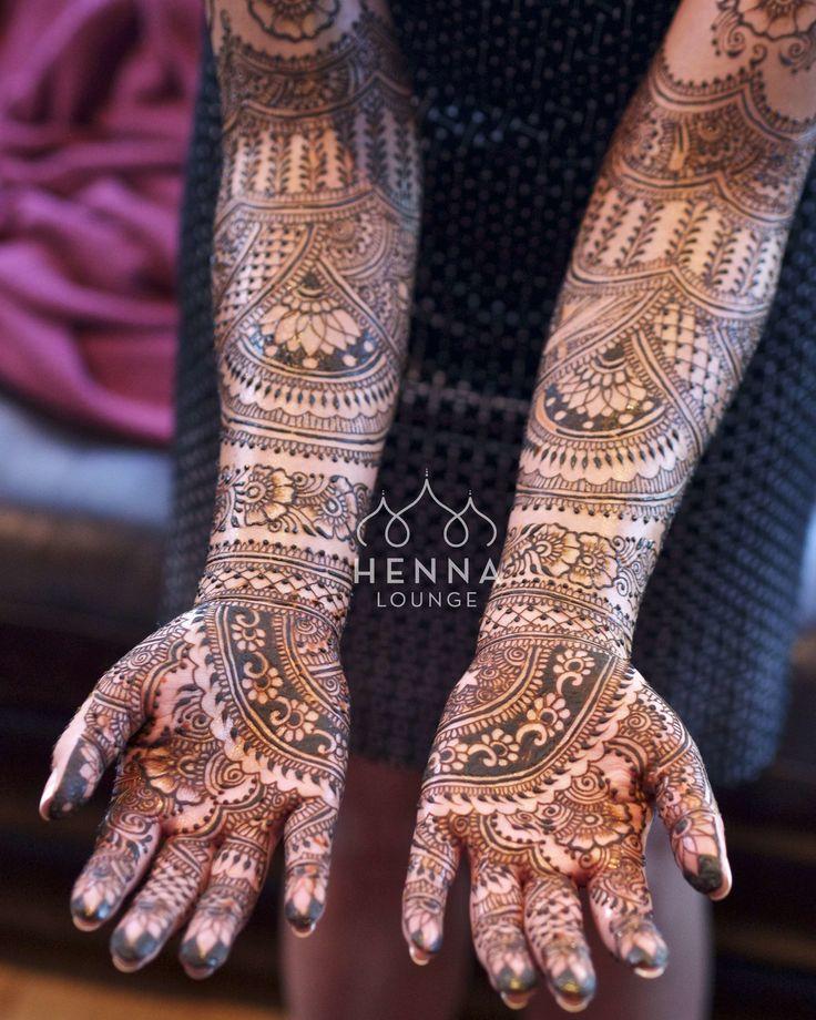 And sometimes more is more. #henna #mehndi #gorimehndiwali #bridaldreams #indianwedding #oakland #berkeley #sanfrancisco