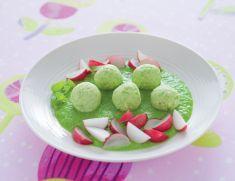 Crocchette di tofu e piselli in crema al basilico - Tutte le ricette dalla A alla Z - Cucina Naturale - Ricette, Menu, Diete