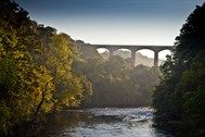 Pontcysyllte Aqueduct and Canal, Wrexham