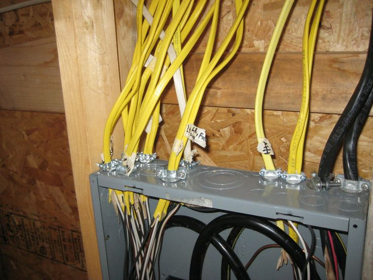 311 best images about home electrical wiring on Pinterest | Cable ...