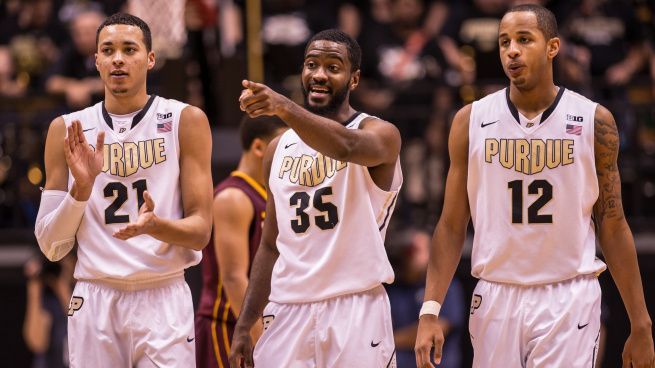 Purdue men's basketball Big Ten schedule announced | wlfi.com
