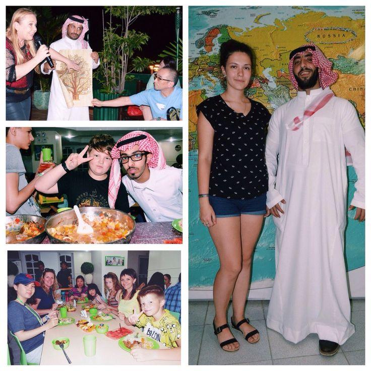 Познакомились с арабскими традициями на арабском дне в #geniusenglish ! В минувшую среду наши арабские друзья рассказали нам об обычаях и культуре своих стран. У студентов была возможность прикоснуться к настоящим папирусам, попробовать легендарный арабский кофе с финиками и насладиться арабскими песнями, танцами и играми ☕. И, конечно, все студенты остались в восторге от шикарного ужина, приготовленного согласно арабским традициям! Спасибо нашим арабским студентам за потрясающий вечер!