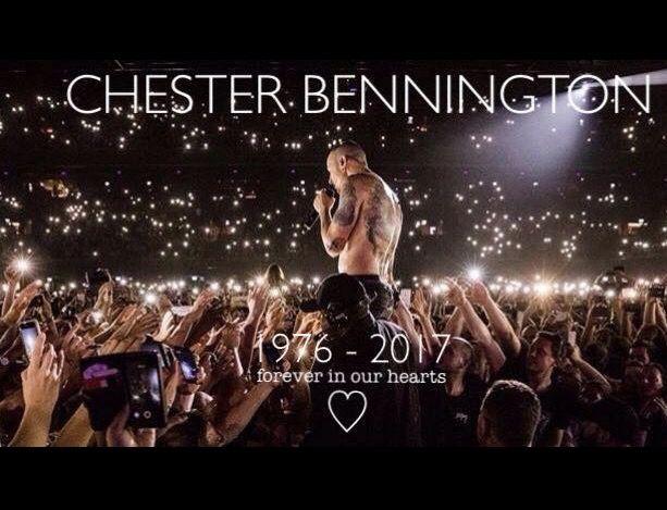 RIP CHESTER BENNINGTON- ❤️