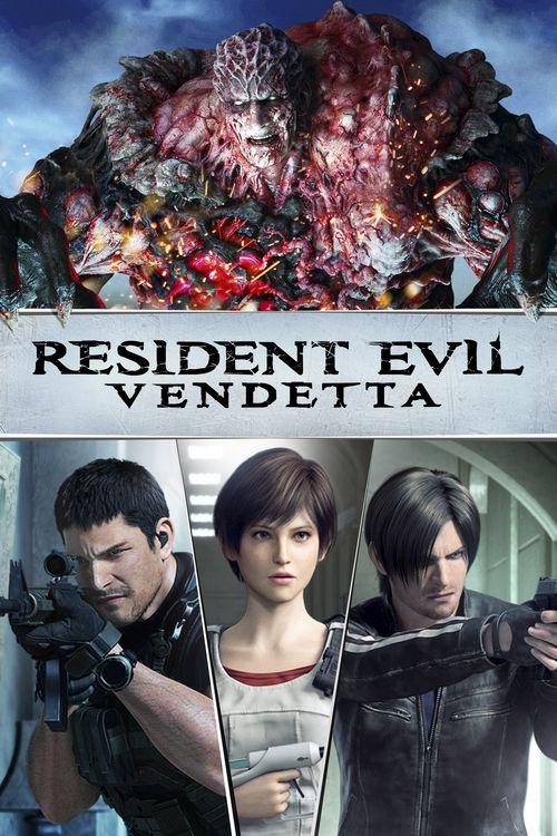 Resident Evil: Vendetta (2017) Full Movie Streaming HD