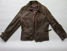 Wilsons Soft Leather Jacket Size M