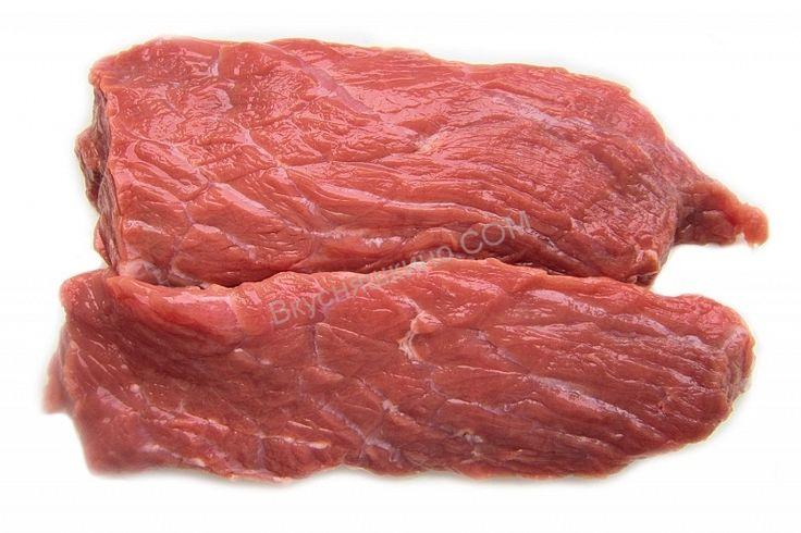 Выбор мяса для приготовления блюд из телятины