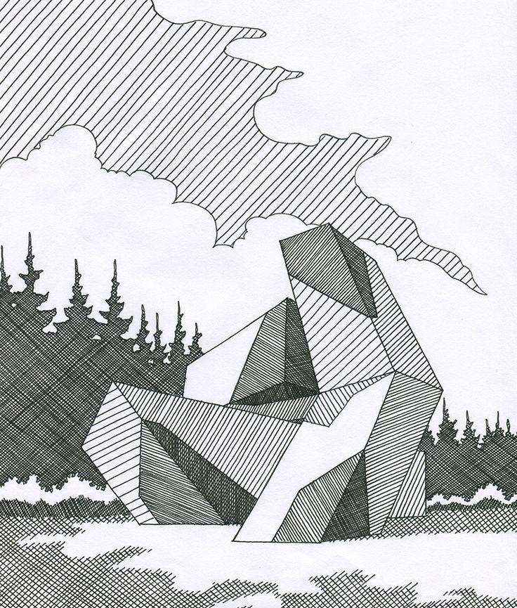 Архитектурная графика примеры задания