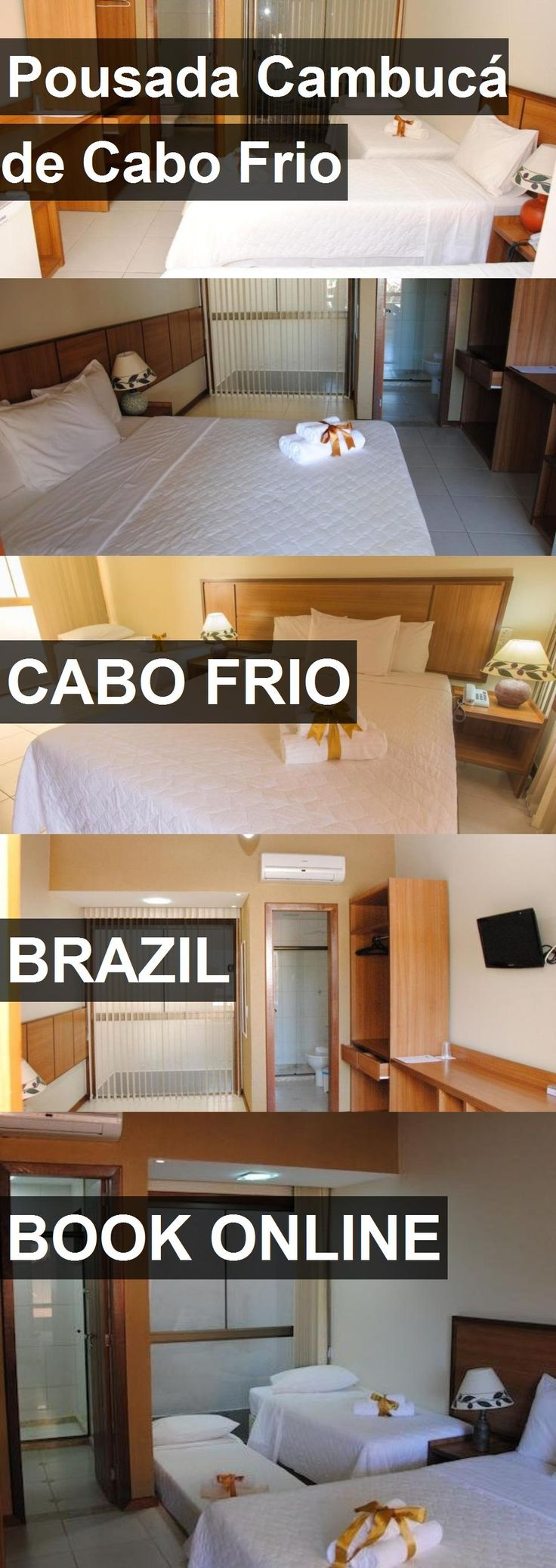 Hotel Pousada Cambucá de Cabo Frio in Cabo Frio, Brazil. For more information, photos, reviews and best prices please follow the link. #Brazil #CaboFrio #hotel #travel #vacation