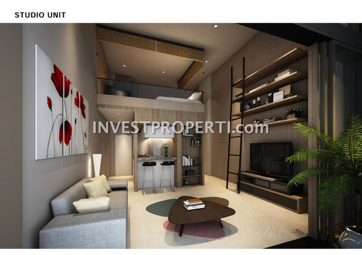 Cambio Lofts Apartment Studio Type @ Alam Sutera #cambiolofts
