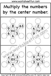 32 best images about multiplication worksheets on pinterest repeated addition wheels and circles. Black Bedroom Furniture Sets. Home Design Ideas