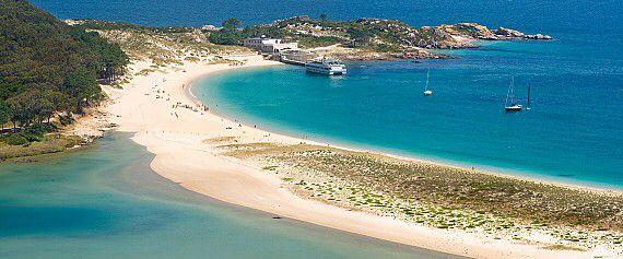 Playa de rodas GALICIA