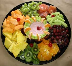 173 best FRUIT AND VEGETABLE TRAYS images on Pinterest | Cooking ...